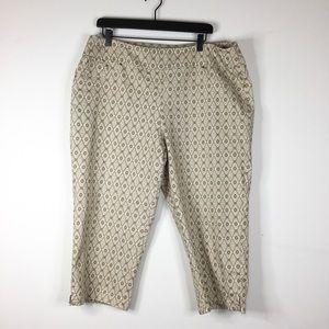Ruby Rd. capri pants